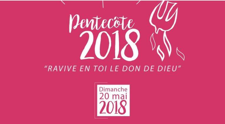 Pentecote 2019